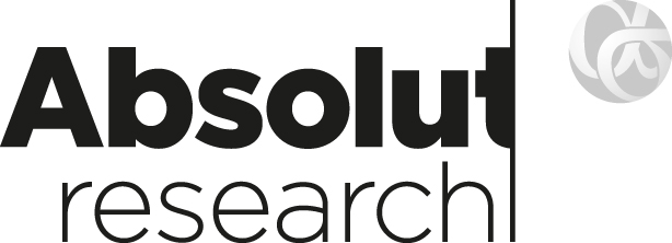 Absolut Research o.Claim schwarz WEB